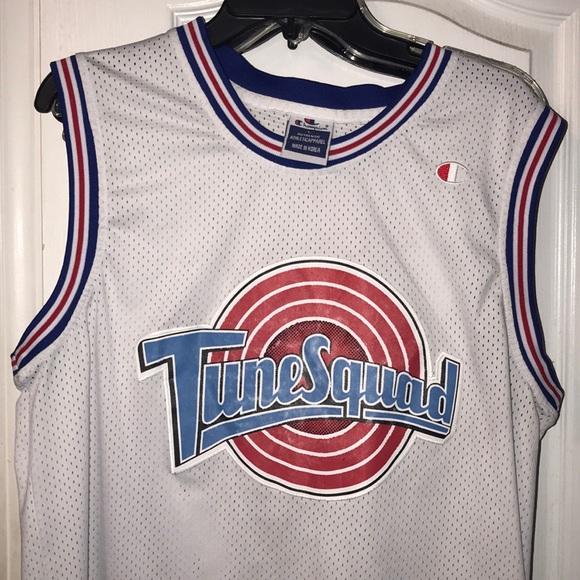quality design dd6bc 13398 champion tune squad jersey